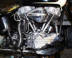 Pan Motor